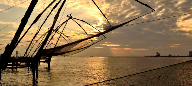 A day in Kochi-the Queen of Arabian Sea.