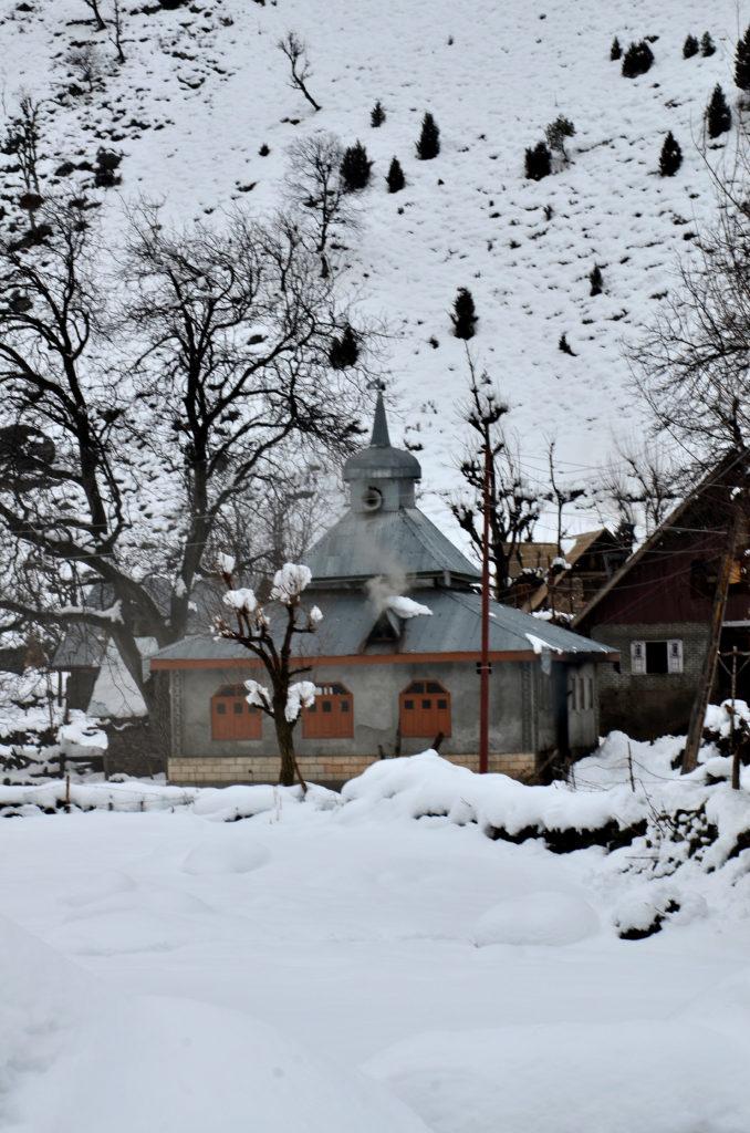 Gagangir village,Sonmarg, Kashmir.
