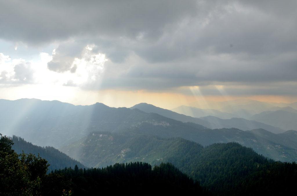Hatu Peak view